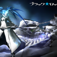 Black Rock Shooter The Star Of The Dark.