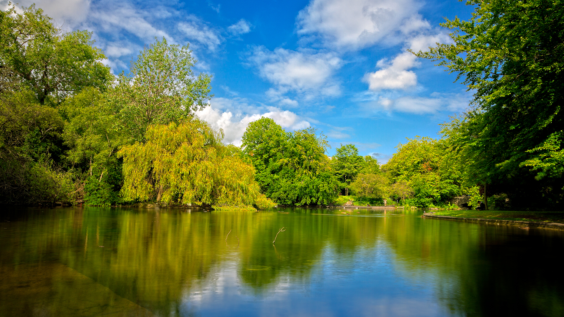 St. Stephen's Green - HDR