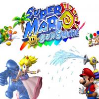 Super Mario Sunshine Wallpaper 3