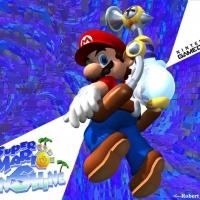 Super Mario Sunshine Wallpaper 4