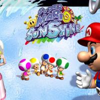 Super Mario Sunshine Wallpaper 5