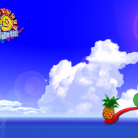 Super Mario Sunshine Wallpaper 6