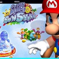 Super Mario Sunshine Wallpaper 9