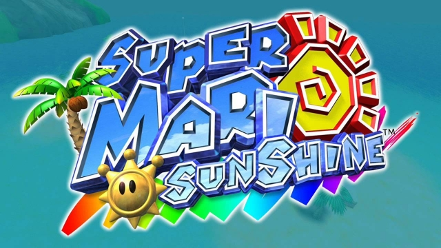 Test Retrogaming super mario sunshine GameCube Lageekroom Blog Gaming