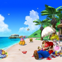 Super Mario Sunshine Wallpaper 25