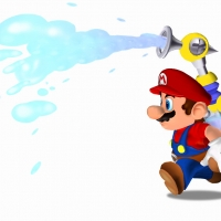 Super Mario Sunshine Wallpaper 45