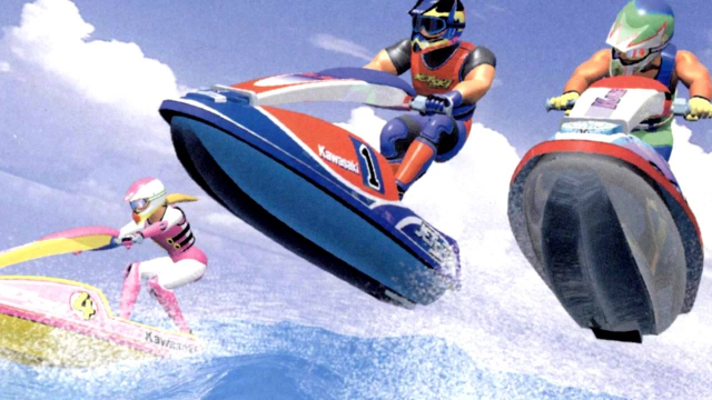 Wave Race Wallpaper