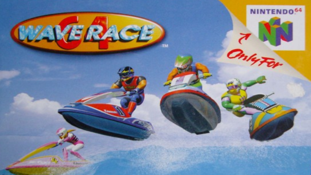 Wave Race Wallpaper 5