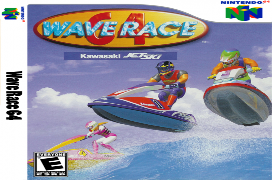Wave Race Wallpaper 17
