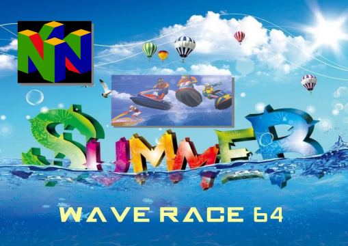 Wave Race Wallpaper 24
