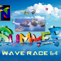 Wave Race Wallpaper 24