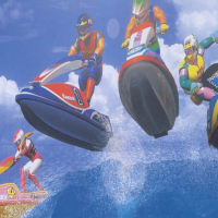 Wave Race Wallpaper 25