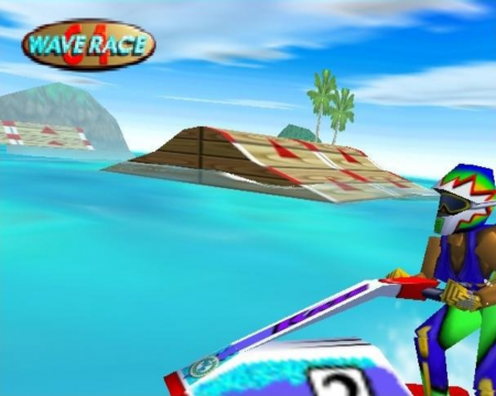 Wave Race Wallpaper 29
