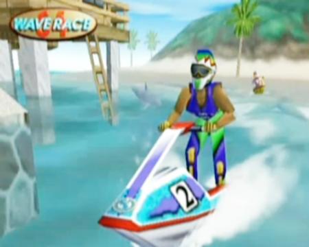 Wave Race Wallpaper 35
