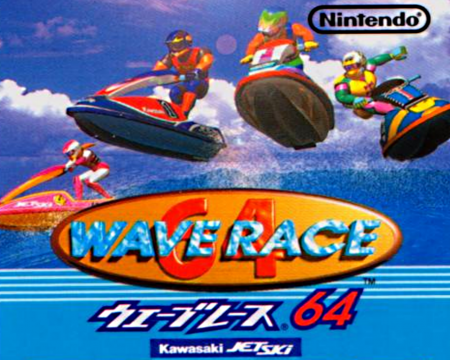 Wave Race Wallpaper 37