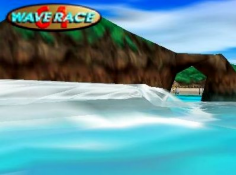 Wave Race Wallpaper 42
