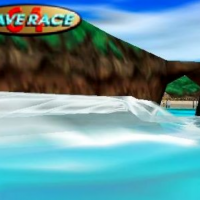 Wave Race Wallpaper 42