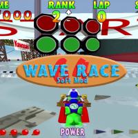 Wave Race Soft Mod Wallpaper