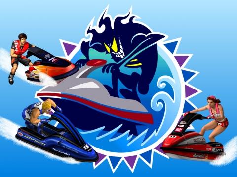 Wave Race Blue Storm Wallpaper 4