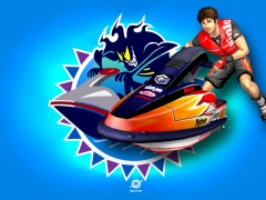 Wave Race Blue Storm Wallpaper 5