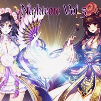 Nightcore Vol3 Cover