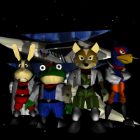 Star Fox Wallpaper