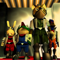 Star Fox Wallpaper 18
