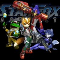 Star Fox Assault Wallpaper 2