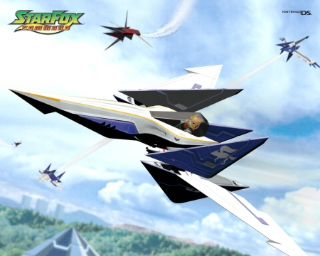 Star Fox Command Wallpaper 5