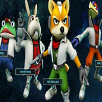 Star Fox 64 3DS Wallpaper 9