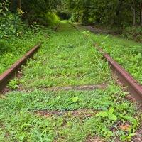 Forgotten Tracks - HDR