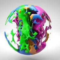 liquid ball By nushulica d74n0hh