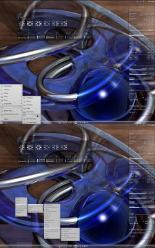 My Current Openbox Desktop