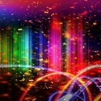 Colorful mood
