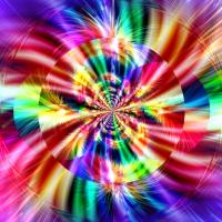 Flow of abundance.