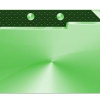 green folder