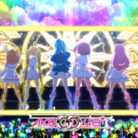 AKB0048 Wallpaper Kibou no Tsuite