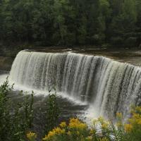 Upper Tahquamenon Falls, Michigan