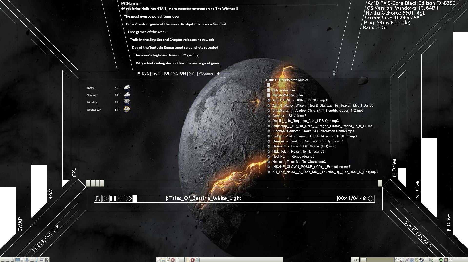 NotSoBlueOS - Pico's Desktop - Gallery - Blackbox Community