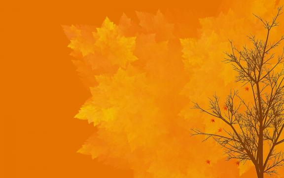 Falling leavesb