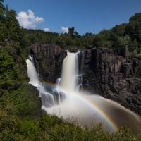 High Falls   Pigeon River 1