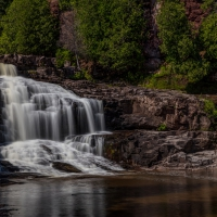 Gooseberry Falls   Lower Falls
