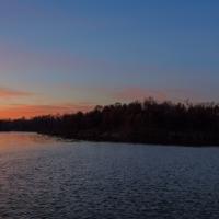 Lake Meyer  Sunset