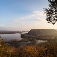 Effigy Mounds   -  Eagle Rock Lookout
