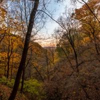 Bridal Falls Valley