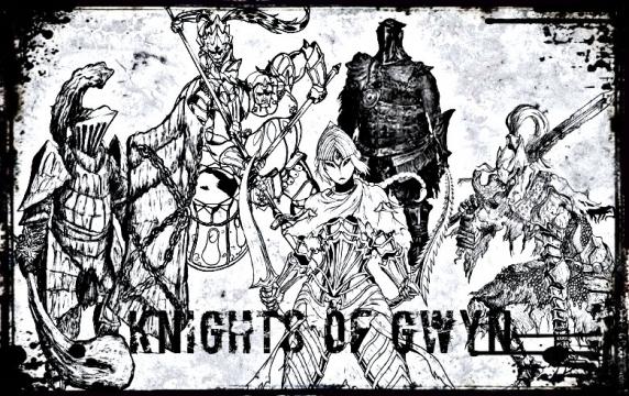 knights Of gwyn