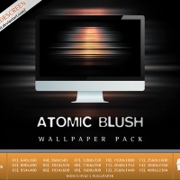 Atomic Blush HD Wallpaper