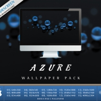 Azure HD Wallpaper