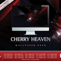 Cherry Heaven HD Wallpaper