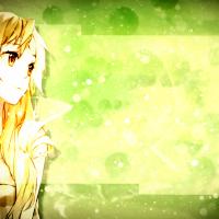 Asuna Yuuki ~1~ Sword art online